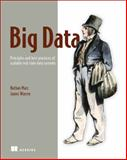 Big Data : Principles and Best Practices of Scalable Realtime Data Systems, Marz, Nathan and Warren, James, 1617290343