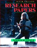 Research Papers, Coyle, William, 0205200346