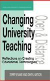 Changing University Teaching, Terry Evans, 0749430346