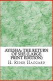Ayesha, H. Rider Haggard, 1490300341