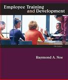Employee Training and Development, Noe, Raymond Andrew, 0073530344