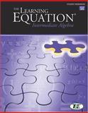 The Learning Equation Intermediate Algebra, Acerra, 0534420346