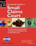 Everybody's Guide to Small Claims Court, Ralph Warner, 1413300340