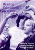 Reading Educational Research, Vierra, Andrea and Pollock, Judith, 0136800343