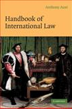 A Handbook of International Law, Aust, Anthony, 0521530342
