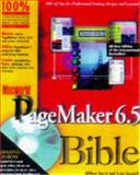 PageMaker 6.5 for Windows 95 Bible, French, Nigel, 0764540343