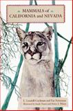 Mammals of California and Nevada, E. Lendell Cockrum and Yar Petryszyn, 0918080347