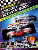 Formula 1 Sticker Activity Book, Bruce Jones, 178097034X