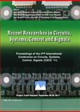 RECENT RESEARCHES in CIRCUITS, SYSTEMS, CONTROL and SIGNALS : Proceedings of the 2nd International conference on Circuits, Systems, Control, Signals (CSCS '11),, 1618040359