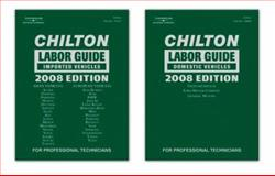 Chilton Labor Guide 2008, Chilton, (Chilton), 1428320350