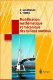 Modélisation mathématique et mécanique des milieux continus (SCOPOS), Temam, Roger and Miranville, Alain, 3540440356