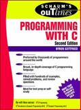 Programming with C, Gottfried, Byron S., 0070240353