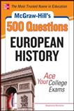 European History : Ace Your College Exams, Muntone, Stephanie, 0071780351