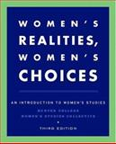 Women's Realities, Women's Choices : An Introduction to Women's Studies, Bates, Ülkü Ü. and Held, Virginia, 019515035X