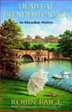 Death at Blenheim Palace, Robin Paige, 0425200353