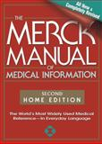 The Merck Manual of Medical Information, Mark H. Beers, 0911910352