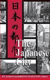 The Japanese City 9780813120355