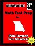 Missouri 3rd Grade Math Test Prep, Teachers Treasures, 1482510359