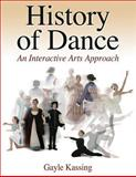 History of Dance, Gayle Kassing, 0736060359