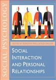 Social Interaction and Personal Relationships, , 0761950354