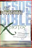 The One Year Jesus Bible Devotional, , 0842370358