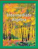 Intermediate Algebra, Lial, Margaret and Hornsby, John, 0321900359