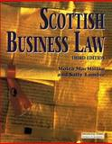 Scottish Business Law, McMillan, Moira and Lambie, Sally, 0273620355