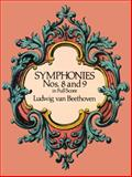 Symphonies Nos. 8 and 9 in Full Score, Ludwig van Beethoven, 0486260356