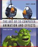 The Art Of 3D, Isaac Victor Kerlow, 0471430366