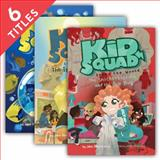 Kid Squad Saves the World, ABDO Publishing Company Staff, 1624020364