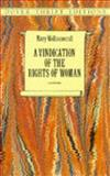 A Vindication of the Rights of Woman, Mary Wollstonecraft, 0486290360