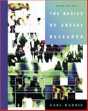 The Basics of Social Research, Babbie, Earl R., 0534630367