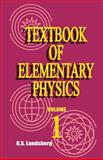 Textbook of Elementary Physics 9780898750362