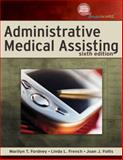 Administrative Medical Assisting (Book Only), Fordney, Marilyn T. and French, Linda L., 1111320365