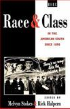 Race and Class in the American South Since 1890 9781859730362