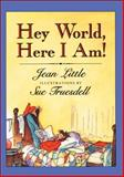 Hey World, Here I Am!, Jean Little, 1550740369