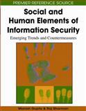Social and Human Elements of Information Security, Raj Sharman, 1605660361