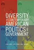 Diversity in Contemporary American Politics and Government, Dulio, David A. and O'Brien, Erin, 0205550363