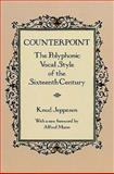 Counterpoint, Knud Jeppesen, 048627036X