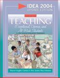 Teaching Exceptional, Diverse, and at-Risk Students in the General Education Classroom, IDEA 2004 Update Edition, Vaughn, Sharon S. and Bos, Candace S., 020547036X