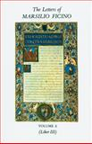 Letters of Marsilio Ficino, Ficino, Marsilio, 0856830364