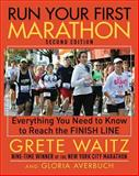 Run Your First Marathon, Grete Waitz and Gloria Averbuch, 1616080361