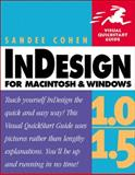 InDesign 1.0/1.5 for Macintosh and Windows, Sandee Cohen, 0201710366