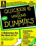 Quicken 6 for Windows for Dummies, Nelson, Stephen, 0764500368