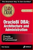 Oracle8i DBA Architecture and Administration, CIP Staff, 1588800369