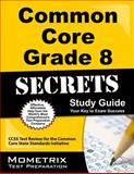 Common Core Grade 8 Secrets Study Guide, CCSS Exam Secrets Test Prep Team, 1627330364