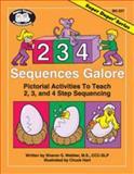 2, 3, 4 Sequences Galore, Sharon G. Webber, 1586500368