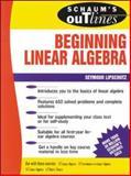 Beginning Linear Algebra 9780070380370
