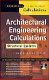 Architectural Engineering Design Vol. 2 : Structural Systems, Butler, Robert, 0071370374
