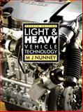 Light and Heavy Vehicle Technology, Nunney, M. J., 0750680377